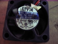 AVC DS4010T05H 5V 0.18A DC Brushless Fan