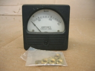 Weschler RA351-ACA AC Amperes Meter 0-150