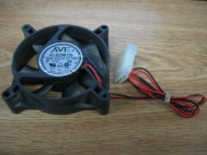 AVE AV-825M12S 12V .12A DC Brushless Fan