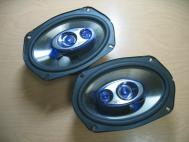 Lot of 2 SPL AS-6930 6x9
