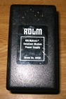 Rolm 60938 5V 1A AC Adapter/Power Supply