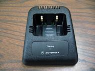 Motorola NTN7160A Two-Way Radio Battery Charger