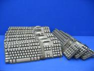 Dell RT7 Black USB Keyboard OW7658 Rev. A03 Lot of 11