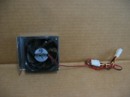 Power Logic PL50D12M 12VDC .014A Brushless Fan Assembly