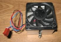 AMD Aluminum Heatsink w/ AMD 40440372 CPU Fan