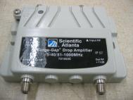Scientific Atlanta Surge-Gap Drop Amplifier 51-1000MHz