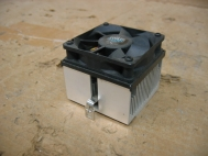 Cooler Master  Socket A (462) Aluminum Heatsink and Fan