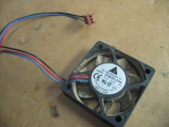 Delta Electronics EFB0512HA 12V 0.15A DC Brushless Fan