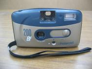 Polaroid 200Bf 35mm Film Camera Focus Free
