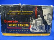 Kodak Brownie Movie Camera 8MM