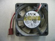AVC C6025B12H DC 12V .16A Ball Bearing Fan