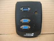 StarTech.com ConvergeAV 2-Port Video Splitter ST122W