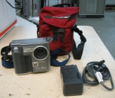 Sony MVC-FD7 FD Mavica 10x Zoom Digital Still Camera with Charger and Case