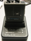 Motorola Minitor 2 II VHF High Band Pager W/ AC