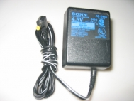 Sony AC Adapter Power Supply AC-E455 4.5V 500 MA