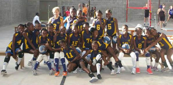 Haiti_volleyball_girls