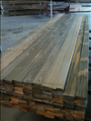 Select & Vertical Sinker Cypress T&G 1x4 porch flooring forTexas Governor's Mansion.