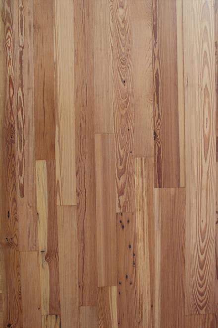 Select Reclaimed Longleaf Pine T&G Flooring 1x8