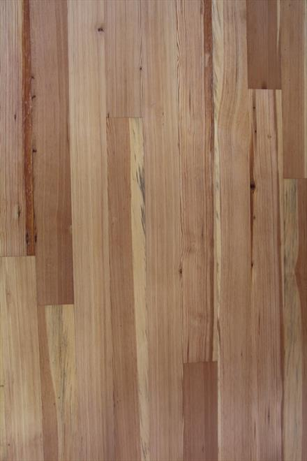 Vertical Reclaimed Longleaf Pine T&G Flooring 1x5