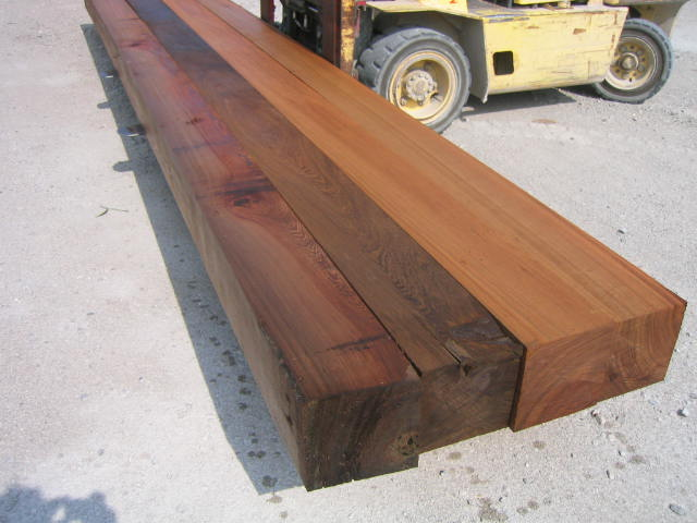 Rough Sawn Beams