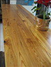 Reclaimed Longleaf Pine Countertop