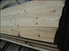 Common Cypress Log Siding 2x8 with mill finish