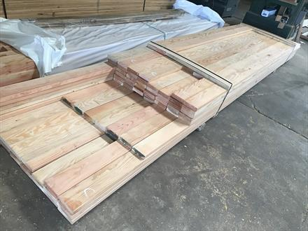 Doug Fir C&Btr Smooth Planed 2x6