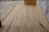 Cypress T&G 1x6 makes a beautiful covered porch floor.