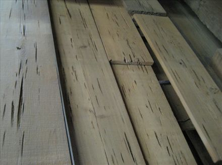 Rough Sawn 1x4