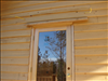 "Select Cypress 8"" Bevel Siding during installation"