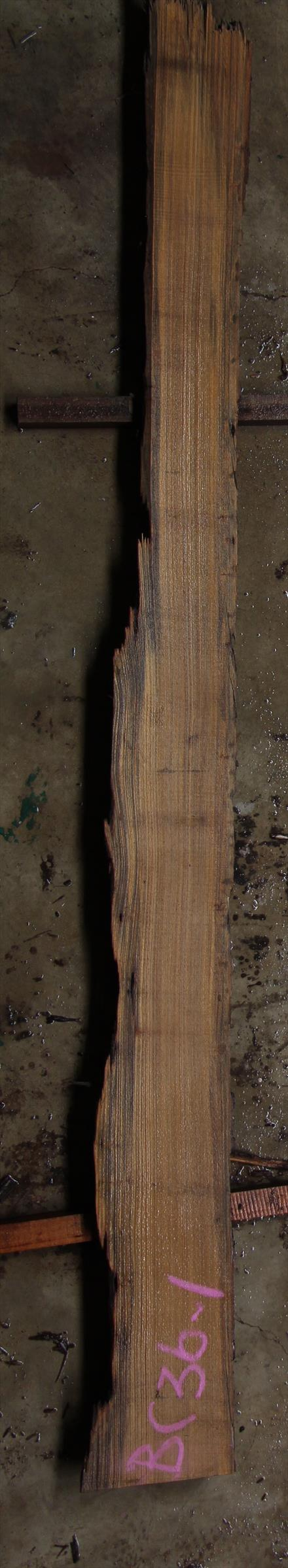 Buried Cypress Slab BC003b-01