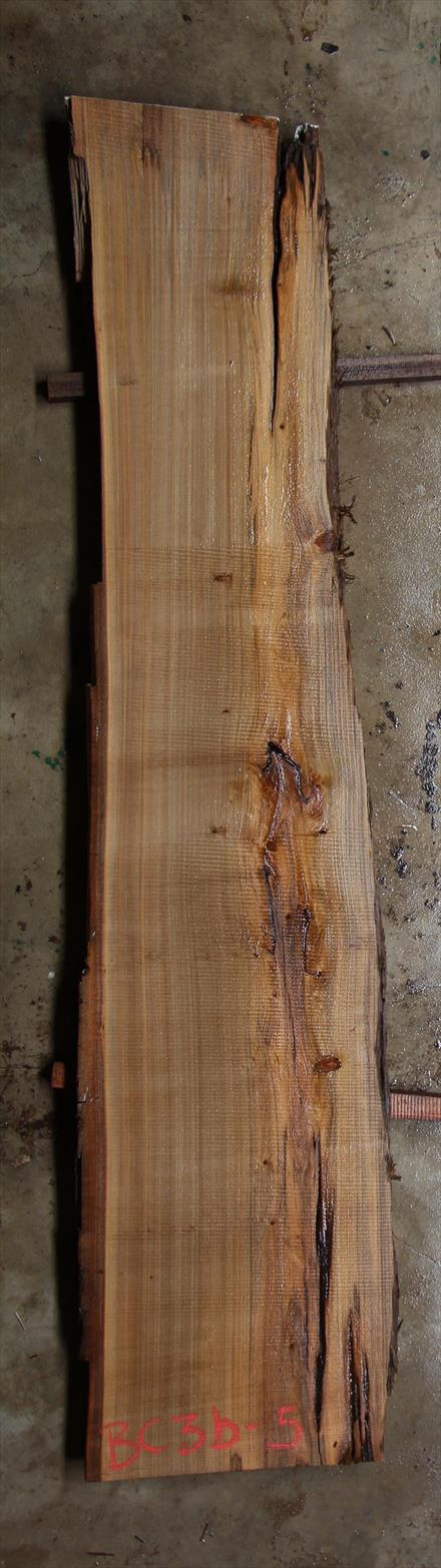 Buried Cypress Slab BC003b-05