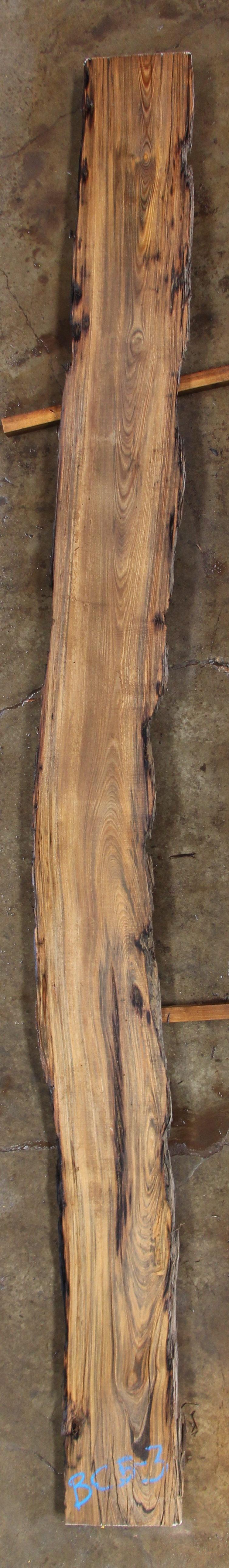 Krantz recovered woods buried cypress slab bc005 03 for Cypress log home prices