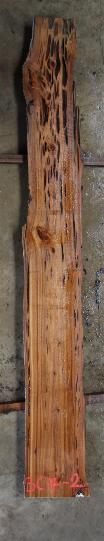 Buried Cypress Slab BC007-02