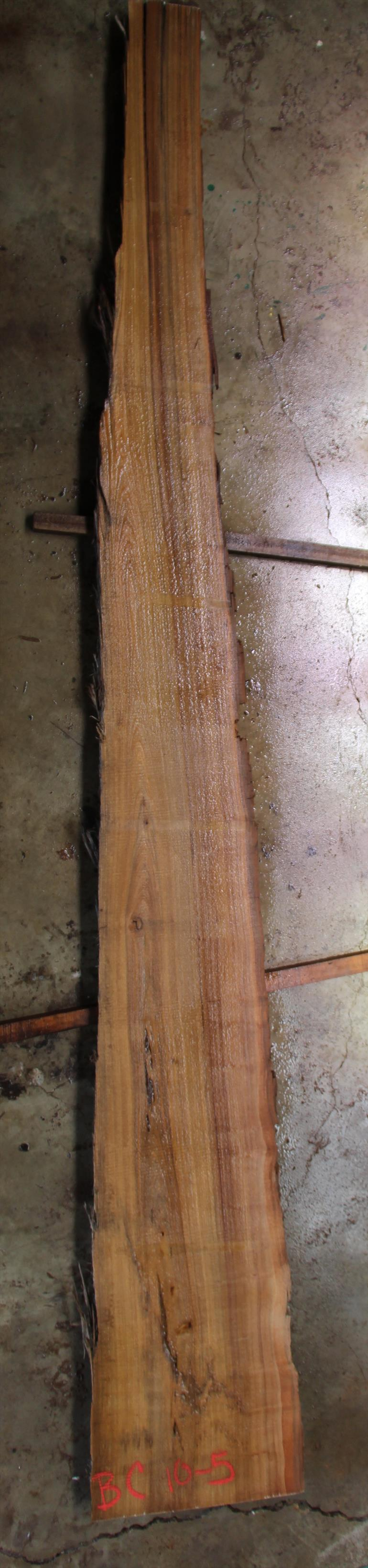 Krantz recovered woods buried cypress slab bc010 05 for Cypress log home prices