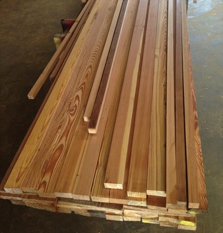 Square Boards (Dimensional Lumber)