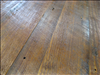 Old Face Reclaimed Longleaf Pine T&G Flooring in mixed widths.