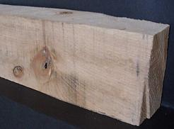 Rough Sawn 2x4