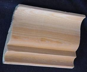 Select Cypress Crown Moulding 1x6