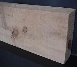 Rough Sawn 2x6