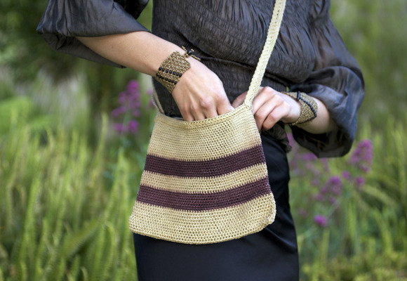 For $100 or more, you receive a Unisex Awajún Wanpash Bag handmade by Awajún artisans in the Peruvian Rainforest. Chambira plant fiber is hand stripped and rolled into twine, then woven into this beautiful bag. Colors are achieved with plant dyes.
