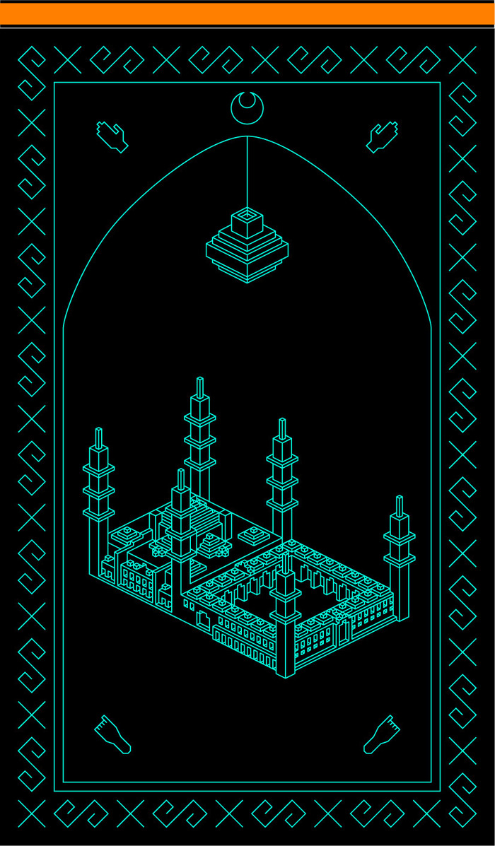 Finding The Qibla Using High Tech The Muslim Voice