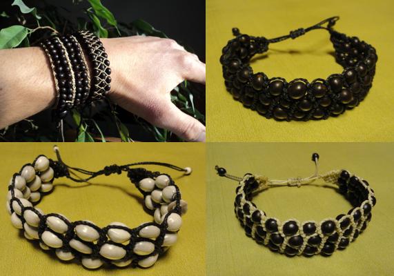 For $30 or more, you receive a Cofán or Awajún Unisex Bracelet handmade with rainforest seeds by Asociación Sukû artisans from the Ecuadorian Amazon or Awajún Artisans from the Peruvian Amazon.