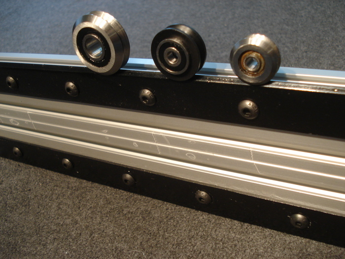 T Slot Mounted Linear Ball Bearings