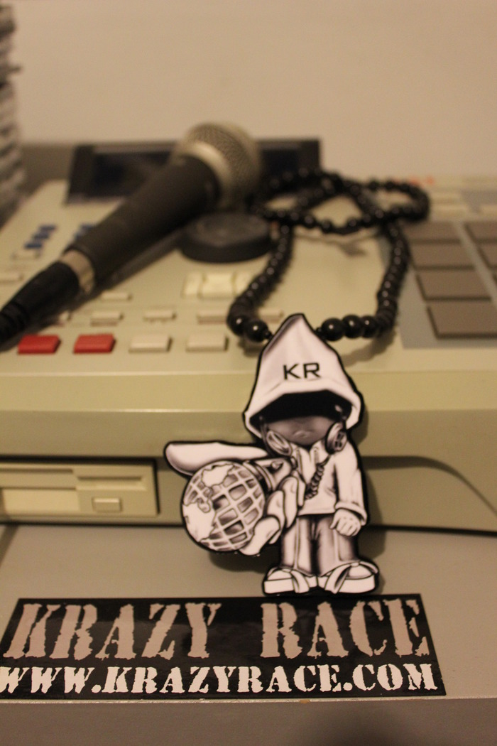 Custom KR x Realizm Character Wood Chain