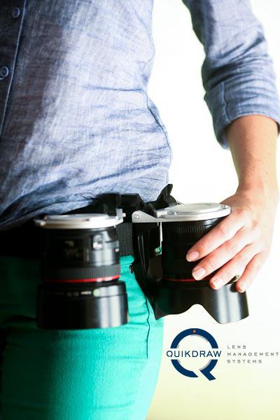 Quikdraw Lens Holster