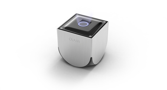 OUYA Video game console.