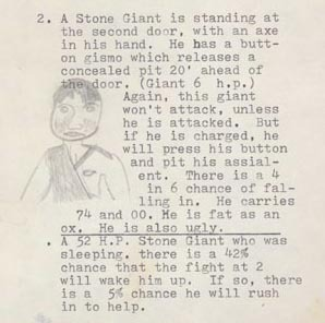 From The Habitition of the Stone Giant Lord