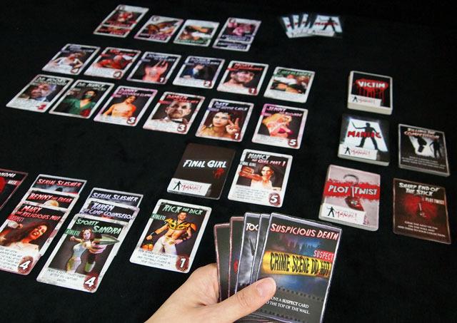 Kickstarter: YOU are the Maniac! The Card Game for Horror Fa E7ea8ef9ce818b58030c17033a9bacfa_large