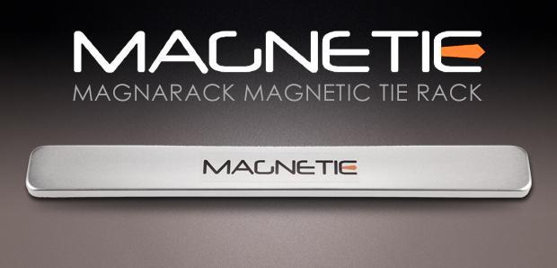 Magnarack Tie Rack